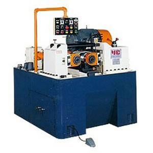 "Hydraulic Thread Rolling Machine (Max OD 80mm or 3-1/8"") - Thread Rolling Machine"
