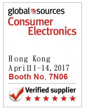 Meet DROW in GLOBAL SOURCE ELECTRONICS FALL 2017