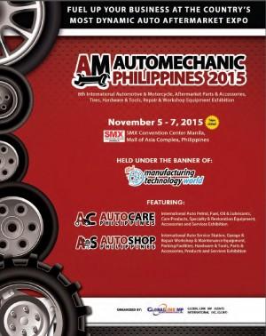 2015 AUTOMECHANIC PHILIPPINES