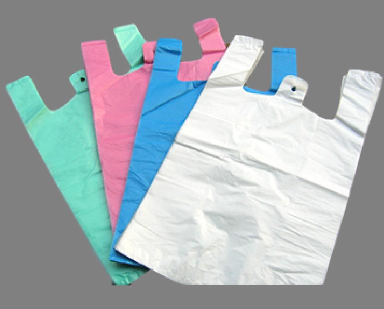 plastic bags packaging machine