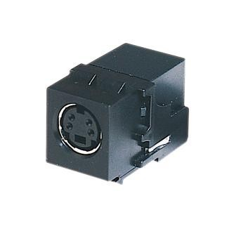 S-Video Jack-to-Jack Coupler - S-Video Jack-to-Jack Coupler
