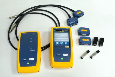 Cable Analyzer FLUKE DSX-8000