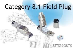 Cat8.1 Field Plug