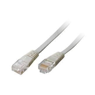 U/UTP Molded Type Stranded Flat Patch Cord - U/UTP Molded Type Stranded Flat Patch Cord