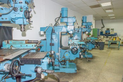 Numerical Control Drilling Machine