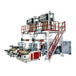 High Speed PE Tubular Film Blowing Line HDAS-45-650-1