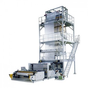 High Speed Blowing Film Extrusion Line HSLL-100-2500-1