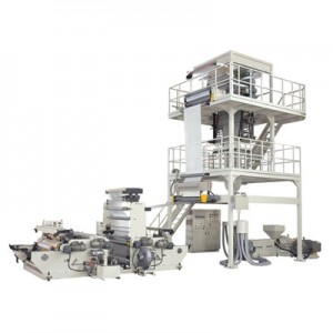 HSLL series - High Speed Blowing Film Extrusion Line
