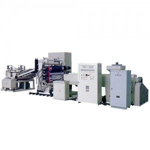 HW-series - PE/PS/PP Board Extrusion Line