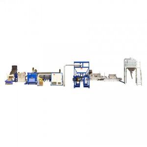Unidad de lavado para películas plásticas PE / PP Serie YEI CW