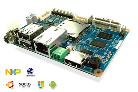Embedded Motherboard JIT-500 Series