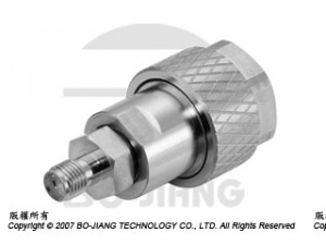 3.5mm JACK TO N PLUG ADAPTOR