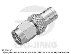Adaptor SMA PLUG TO SMB PLUG - Adaptor SMA Plug to SMB Plug