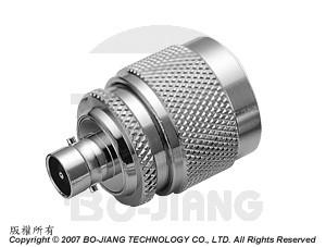 Adaptor MINI BNC JACK TO N PLUG - Adaptor Mini BNC Jack to N Plug