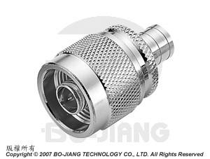 Adaptor N PLUG TO SMB PLUG - Adaptor N Plug to SMB Plug