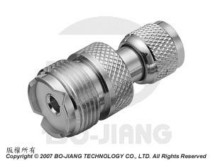 Adaptor UHF JACK TO MINI UHF PLUG - Adaptor UHF Jack to Mini UHF Plug