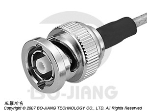 BNC Reverse Polarity CRIMP PLUG - BNC Reverse Polarity Crimp Plug