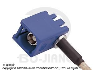FAKRA R/A CRIMP PLUG - Fakra R/A Crimp Plug