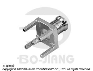 MCX PCB MOUNT PLUG - MCX PCB Mount Plug