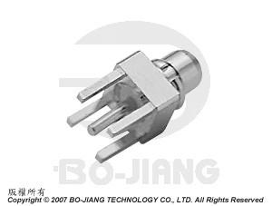 MMCX PCB MOUNT PLUG - MMCX PCB Mount Plug