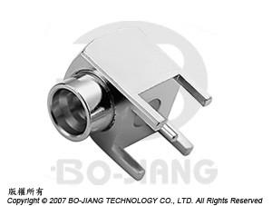 SMP R/A PCB MOUNT PLUG - SMP R/A PCB Mount Plug