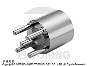 SMP PCB MOUNT PLUG - SMP PCB Mount Plug