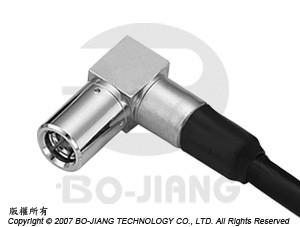 SSMB R/A CRIMP PLUG - SSMB R/A Crimp Plug