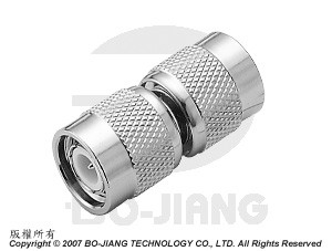TNC PLUG TO PLUG ADAPTOR - TNC Plug to Plug Adaptor
