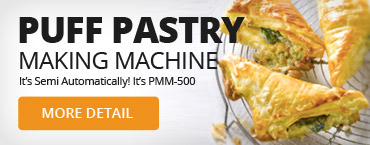 Puff Pastry Making Machine