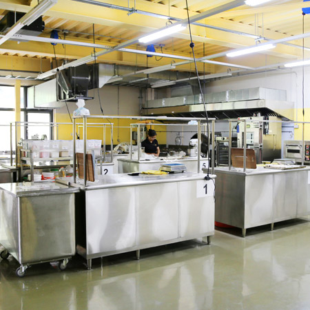 Central Kitchen / Food Processing Equipment Solutions
