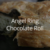 ANKO Food Making Equipment - Angel Ring Şokolad Roll