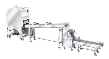 Awtomatikong Spring Roll at Samosa Pastry Sheet Machine