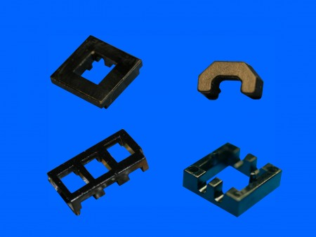 Plastic Optical Coupler Cover