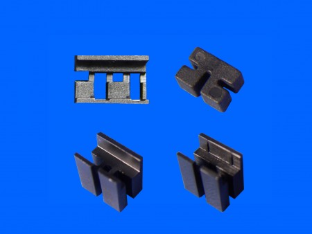 Plastic Transistor Housing