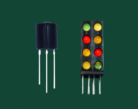 Ø5, 2&3 pin LED Holder