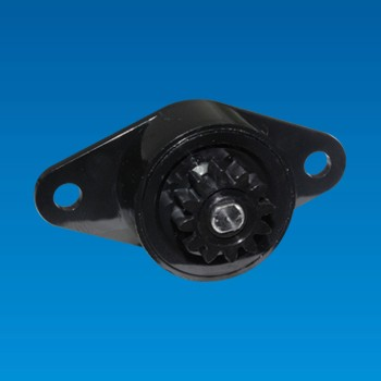 High Torque One Direction Plastic Rotary Damper