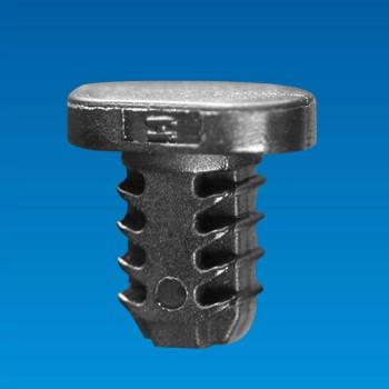 Kanu-Clip, Kunststoff, Schwarz - Kanu-Clip MBT-06