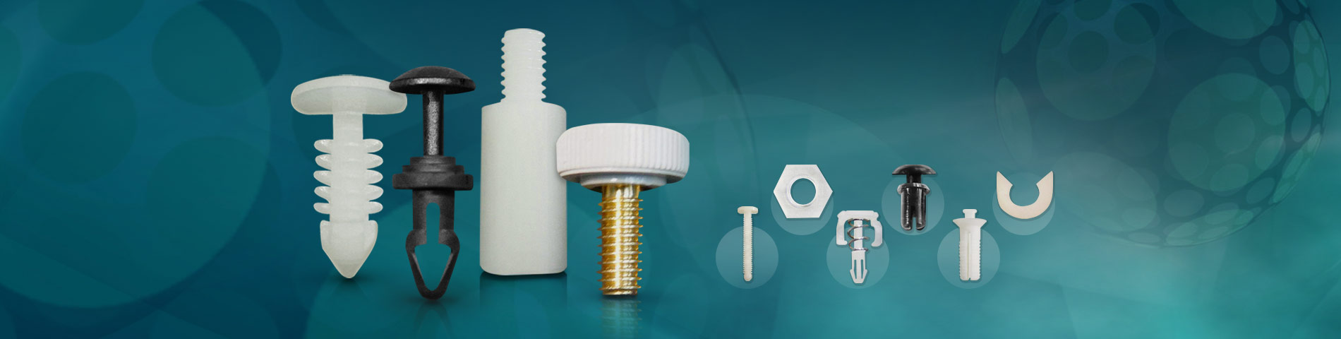 Plastic Fastener The Mark of Quality