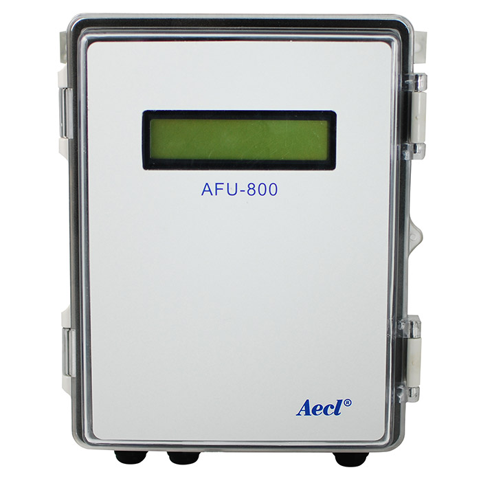 AFU-800 Ultrasonic flow sensor
