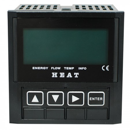 Heat (BTU) Meter & Calculator
