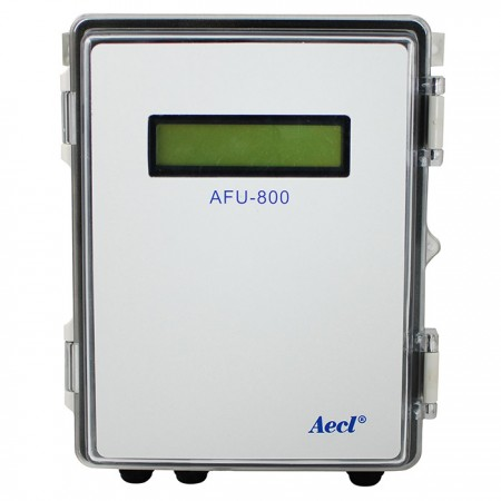 Flow - Ultrasonic flow meter
