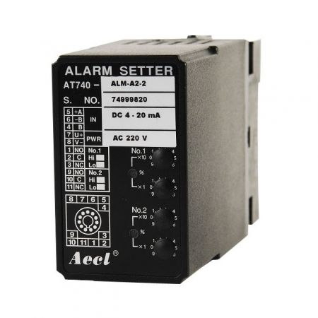 DC Limit Alarm