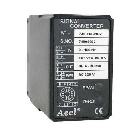 轉換器 - 頻率信號轉換器