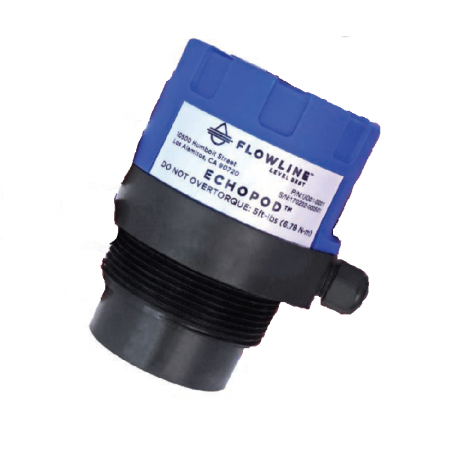 EchoPod® UG01 & UG03 Reflective Ultrasonic Multi-Function Liquid Level Transmitter