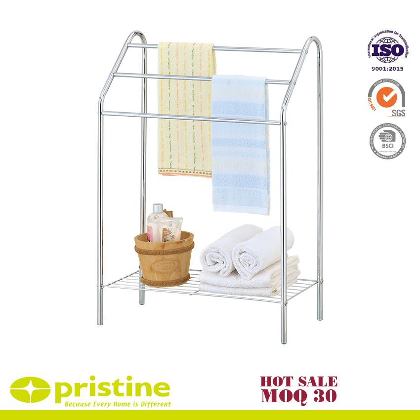 3-Tier Freestanding Towel Rack | Metal Furniture Manufacturers ...