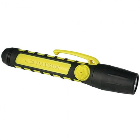 Intrinsically Safe Pen Light - Anti-Explosion Penlight (For use in hazardous locations)