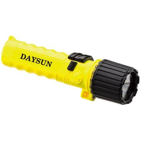 Intrinsically Safe Flashlight - Intrinsically Safe Flashlight (For use in hazardous locations)
