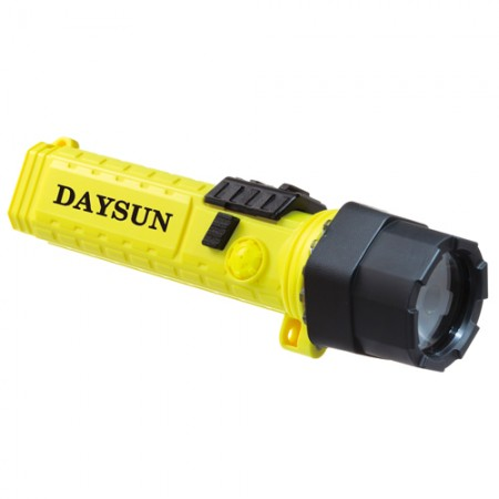 All-Rounded Safe Flashlight - Intrinsically Safe Flashlight (For use in hazardous locations)