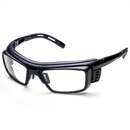 光学式安全眼鏡 - サイドシールド付き安全光学部品