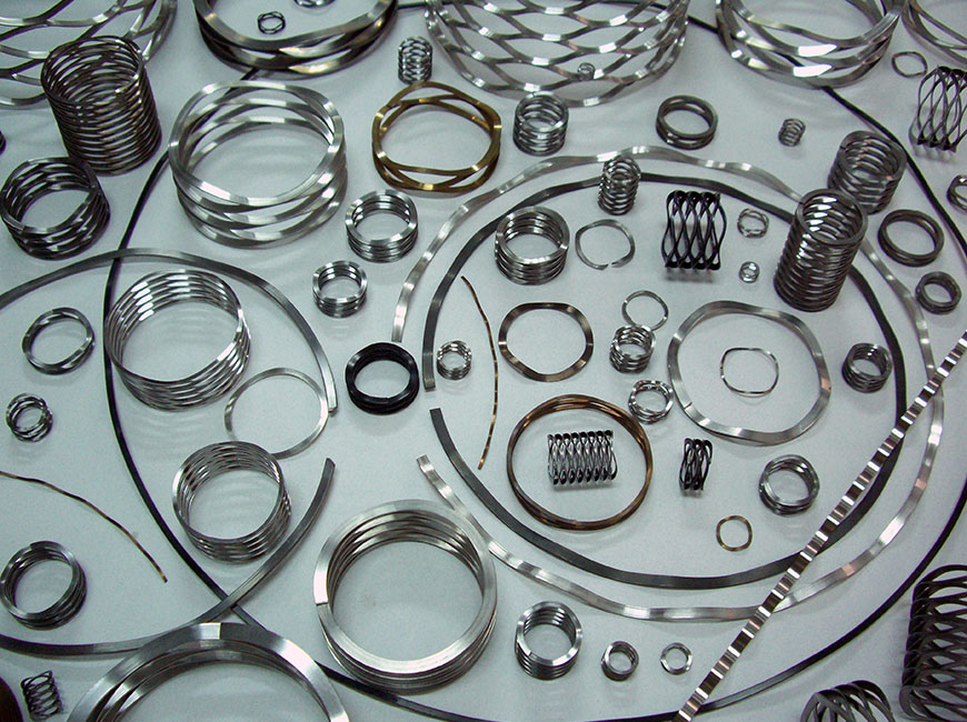 Wave Springs   Spring Manufacturers - Tech Spring / TSI / TSMC